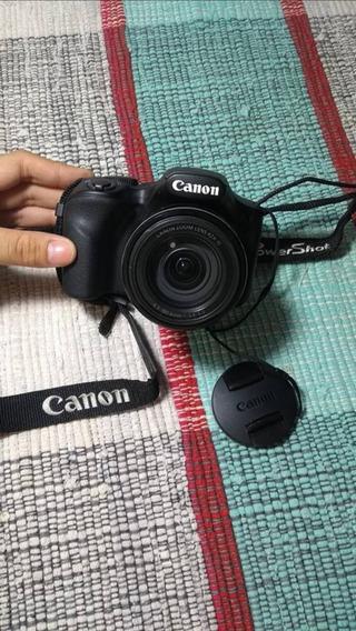 Câmera Canon Powershot Sx520 Hs Semiprofissional Full Hd