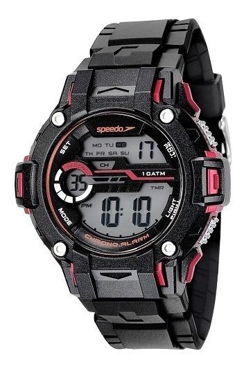 Relógio Speedo Masculino Digital 65096g0evnp1