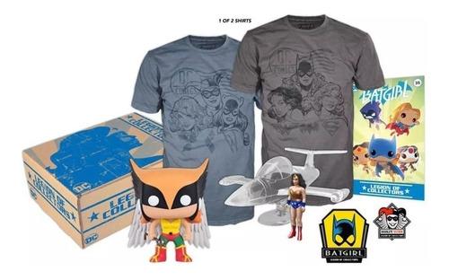 Imagen 1 de 6 de Caja Legion Of Collectors Hawkgirl
