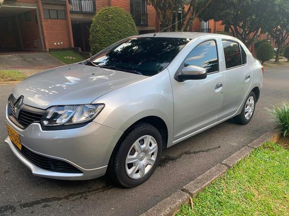 Renault Logan Life 1.6 - 2019