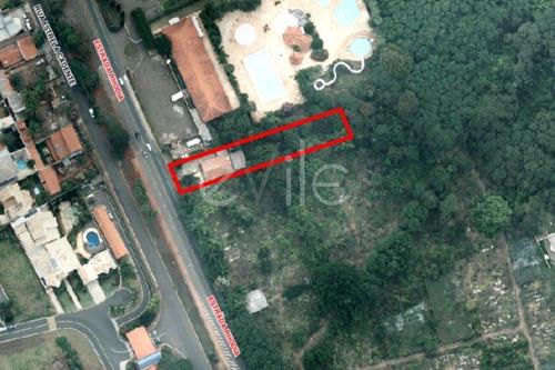 Área À Venda Em Barão Geraldo - Ar007974