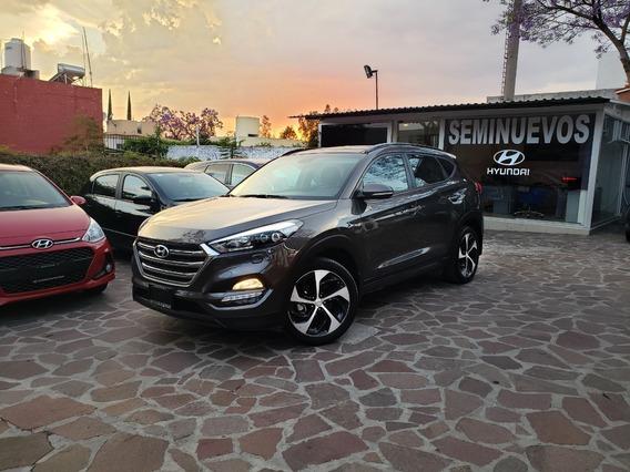 Hyundai Tucson 2018 Limited Tech Navi