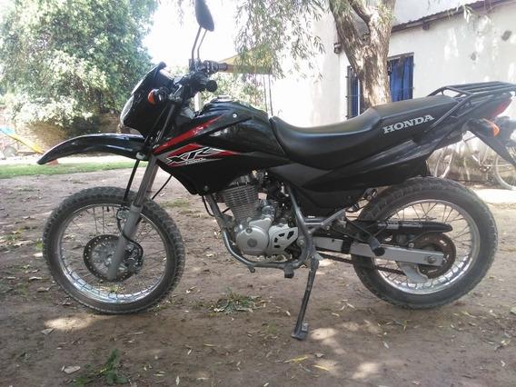 Honda Xr 125 Usada