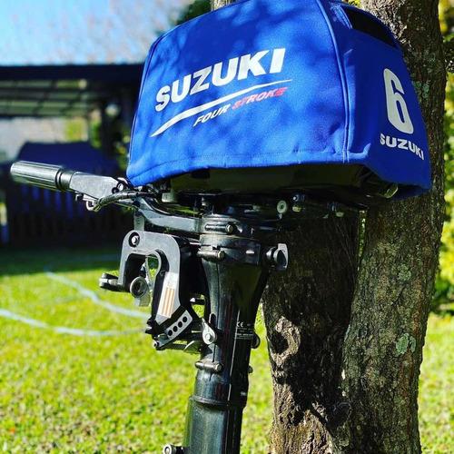 Suzuki Fuera De Borda  6hp Monkey Motos