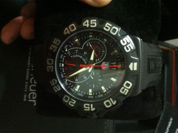 Relogio Tag Heuer F1