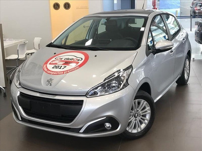 Peugeot 208 Allure 1.2 Flex Manual Com Teto Panoramico