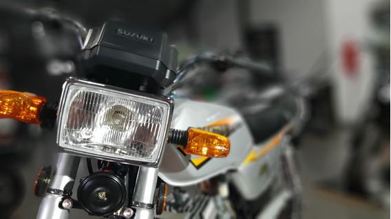 Suzuki Ax 100cc 0km.- Envios A Todo El Pais.