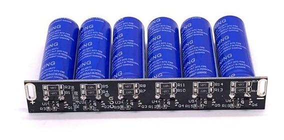 Kit Capacitor Supercapacitor 16v 16.6f 2.700f Tcam Envio Ráp