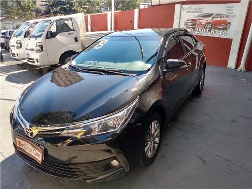 Imagem 1 de 8 de Toyota Corolla 1.8 Gli Upper 16v Flex 4p Automático