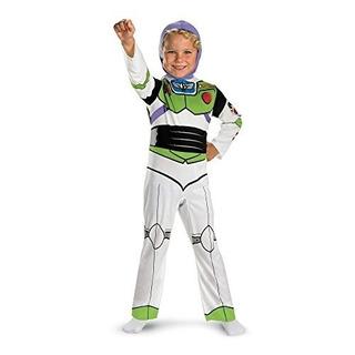 Disfraz De Niño Clásico Buzz Lightyear - Mediano