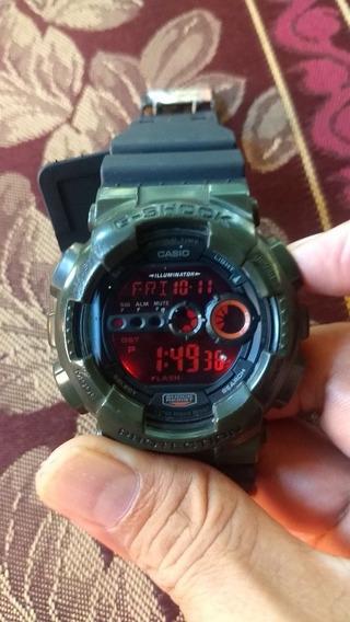 Reloj, G Shock Resist Usado