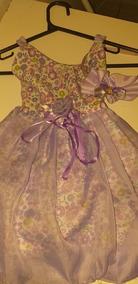 Vestido De Princesa Menina
