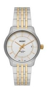 Relógio Feminino Analógico Orient Ftss1088 S2sk Prata