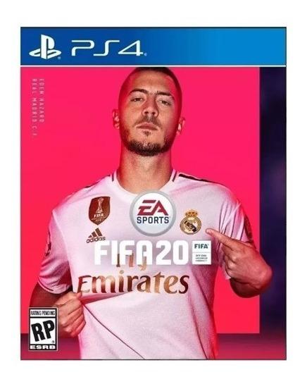 Fifa 2020 Ps4 Midia Digital Conta Primária Envio Imediato