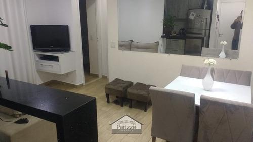 Apartamento Semi Mobiliado No Imirim - 4280-1