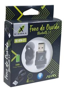 Fone Ouvido Bluetooth 5.0 Mini Airdots Para Ios E Android