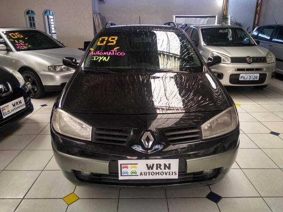 Renault Grand Tour 2.0 Automatica Ano 2009 Dynamique