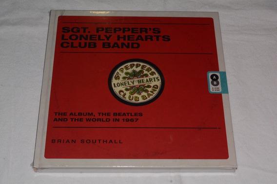 Frt Grátis Sgt Pepper Album Beatles World 1967 Brian Sothall