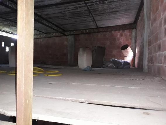 Galpão Em Chácaras Rio-petrópolis, Duque De Caxias/rj De 450m² 1 Quartos À Venda Por R$ 390.000,00 - Ga322752