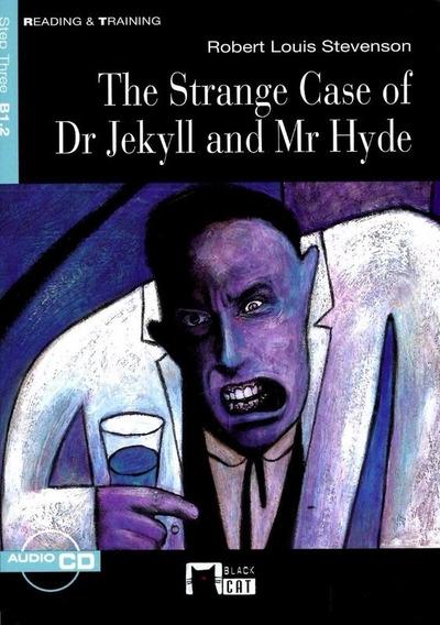 The Strange Case Of Dr Jekyll And Mr Hyde - Cd - Black Cat