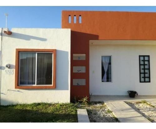 Renta De Casa Amueblado Residencial Delicias Del Sur Cancun