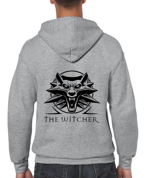 Sudadera The Witcher - Videojuego - Envio Gratis