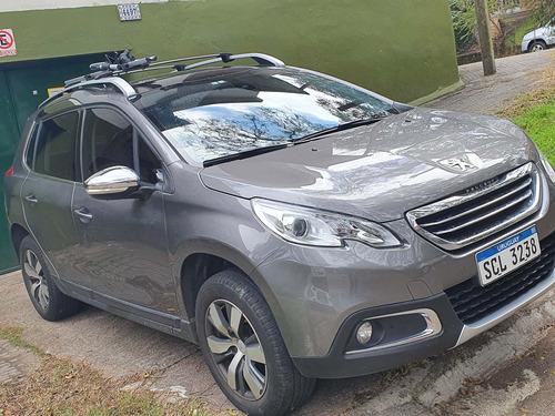 Peugeot 2008 2018 1.6t Griffe