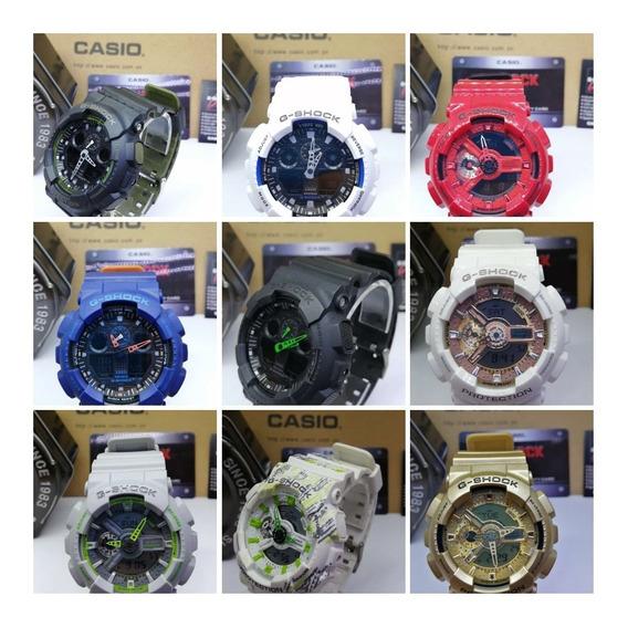 Relojes Casio G-shock Para Hombre Y Mujer Sumergibles