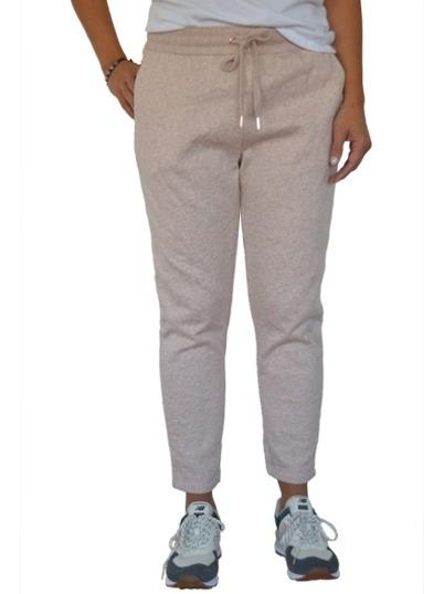 Pantalón Jogger Mujer H&m Frisado Algodón