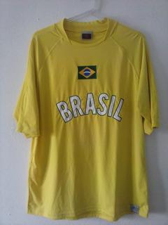 Camisa Brasil Dellerba