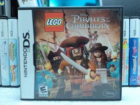 Lego Pirates Of The Caribben - Nintendo Ds - Em Até 12x !!!!