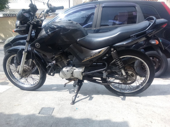 Yamaha 125 Factor Uno Dono Pneus Bom Tudo Funcionando Bem.