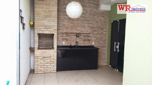 Casa À Venda, 97 M² Por R$ 340.000,00 - Vila Nova Sorocaba - Sorocaba/sp - Ca0201