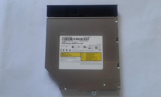 Gravadora De Dvd Slim Notebook Positivo Xr2998/ 3000/ 3050