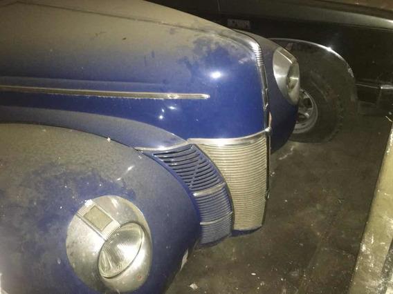 Ford 1940 Sedan 4 Puertas