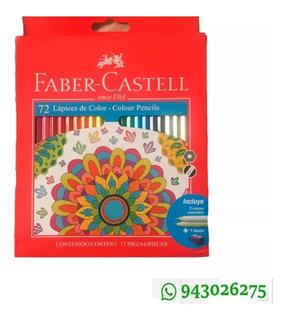 Colores 72x Faber Castell - Original - Nuevo