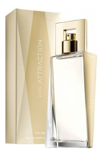 Perfume Feminino Attraction For Her Deo Parfum