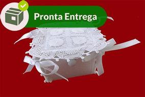 Caixa Renda Renascença Porta Bem Casado (5 Unid.)