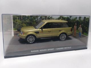 Range Rover Sport Casino Royale Ed 50 Carros James Bond 1/43