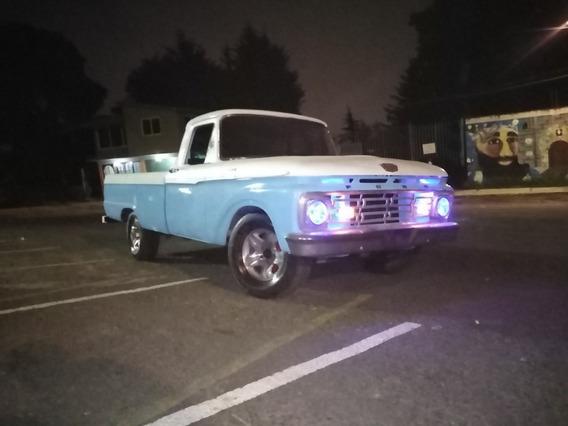 Cambio O Vend Camioneta Clásica