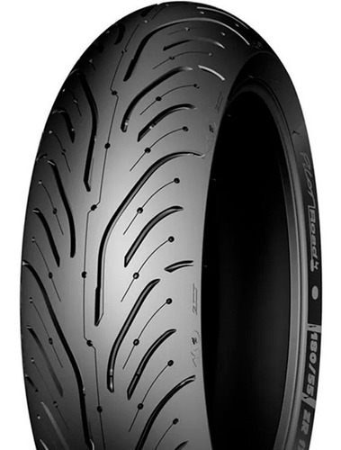Cubierta Michelin 190 55 17 Pilot Road 4 Pista Zr Fas Motos