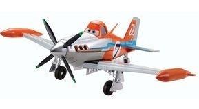 Avión Turbo Dusty Aviones (17 Cm) A0046 Original Disney