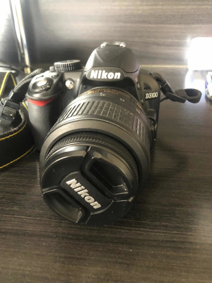 Câmera Fotográfica - Nikon D3100