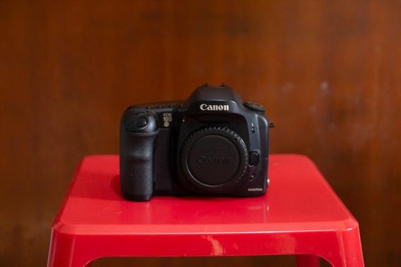 Canon Eos 10d + 2 Baterias + Cf 1gb + Carregador