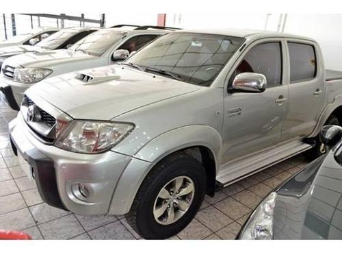 Toyota Hilux 3.0 Srv 4x4 Cd 16v Turbo