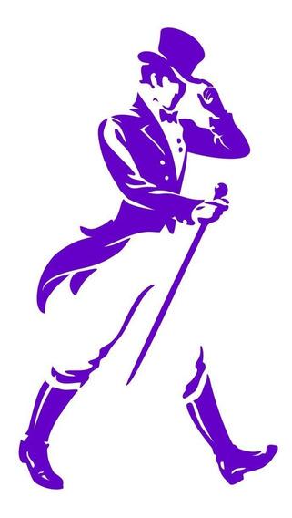Adesivo Novo Jhonnie Walker - Várias Cores - Alta Qualidade