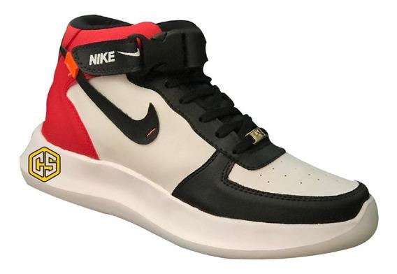 Bota Nike Force One Ultralight Unisex --envio Gratis--