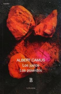 Los Justos Los Poseidos Camus Albert Libro Losada