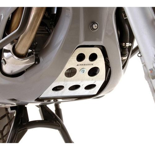 Imagem 1 de 2 de Protetor De Cárter P/ Honda Transalp Xl700v