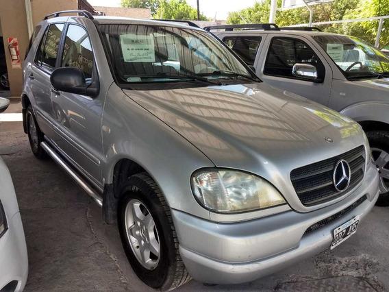 Mercedes-benz Ml 3.2 Ml320 At Borsotto
